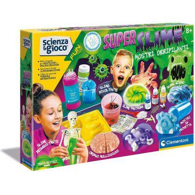 Super Slime Mostri Orripilanti