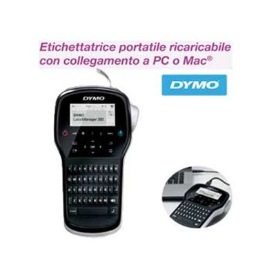 ETICHETTATRICE LabelManager™280 DYMO