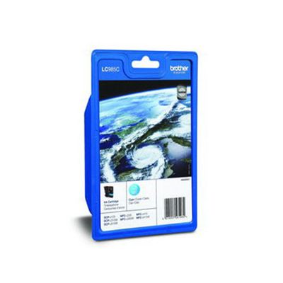 CARTUCCIA ORIG. BROTHER LC-985C CIANO DCP-J315W