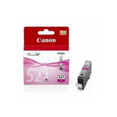 CARTUCCIA ORIG. CANON CLI-521M MAGENTA