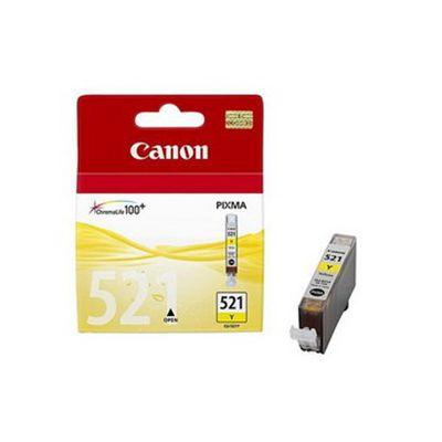 CARTUCCIA ORIG. CANON CLI-521Y GIALLO