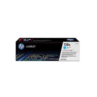 CARTUCCIA ORIG. HP 128A CYANO HP CP125 CM1415