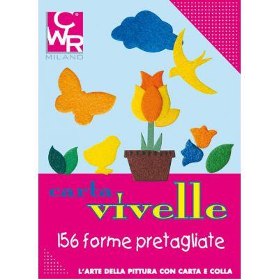 SOGGETTI FUSTELLATI VIVELLE - CONF. 156 PEZZI