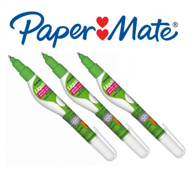 CORRETTORE A PENNA PAPERMATE NP10