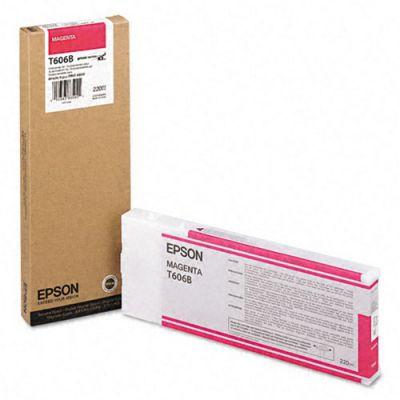 TANICA INCHIOSTRO A PIGMENTI COMP. EPSON T606B00 PRO 4800 MAGENTA (220 ML)