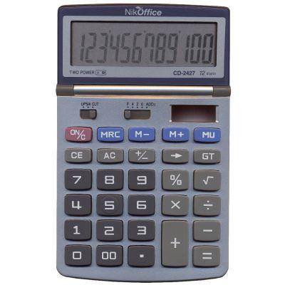 CALCOLATRICE 12 DIGITS CD2427