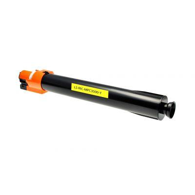 TONER RIG. RICOH AFICIO 842035 MPC3500/C4500 TYPE MPC4500E GIALLO (17000)