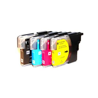 CARTUCCIA COMP. BROTHER LC-225 GIALLO MFC-J4620, J4420, J4625 (1200 PG)