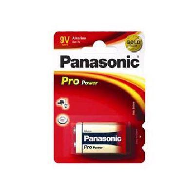 BLISTER TRASNISTOR 6R61 PRO POWER 9V PANASONIC