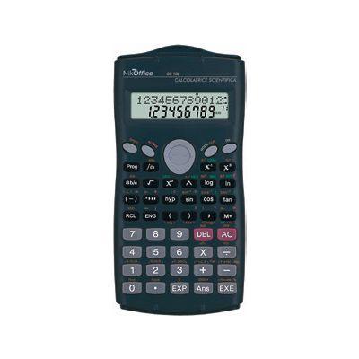 CALCOLATRICE NIKOFFICE SCIENTIFICA 10+2 DIGITS CS-103